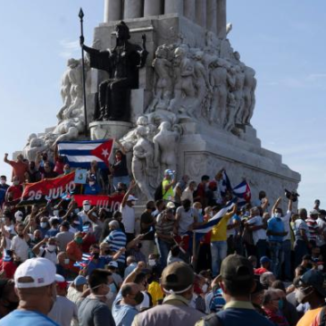 Ο Εργατικός Σύλλογος Ελλήνων του Κεμπέκ χαιρετίζει το λαό της Κούβας